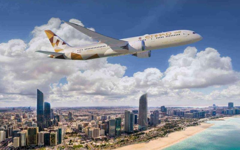 """الصورة: الصورة: """"الاتحاد للطيران"""" إلى 18 وجهة جديدة مطلع سبتمبر"""