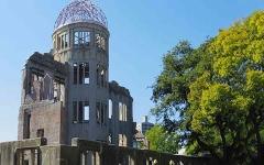 """الصورة: الصورة: (فيديو) هيروشيما.. ذكرى جرح """"نووي"""" لم يلتئم منذ 75 عاماً"""