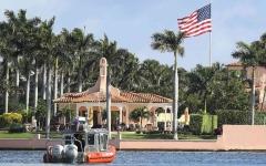 الصورة: الصورة: مراهقون مسلّحون يقتحمون منتجع ترامب في فلوريدا