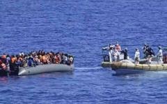 الصورة: الصورة: مقتل 27 شخصاً بانقلاب قارب قبالة سواحل موريتانيا