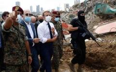الصورة: الصورة: هل ميثاق ماكرون كفيل بحل الأزمة اللبنانية؟