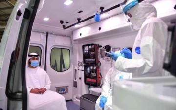 الصورة: الصورة: 56015 حالة شفاء من «كورونا» في الإمارات
