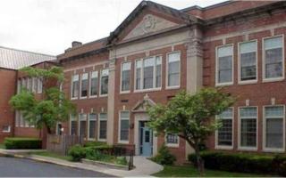 الصورة: الصورة: إعادة فتح المدارس في ولاية نيويورك في الخريف