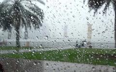 الصورة: الصورة: هطول الأمطار على الإمارات خلال الأيام المقبلة