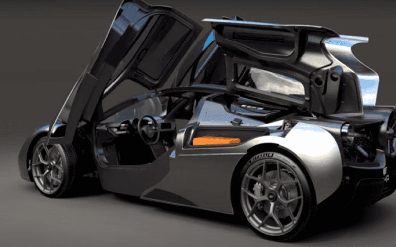 الصورة: الصورة: بالفيديو.. بريطانيا تكشف عن سيارة جبارة سعرها 3 ملايين دولار