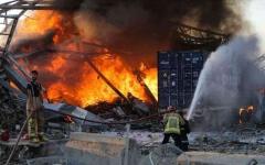 الصورة: الصورة: وفاة زوجة سفير هولندا في لبنان جراء انفجار بيروت