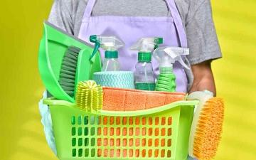 الصورة: الصورة: تحذير .. خلط المنظفات في المنزل قد يكون قاتلاً