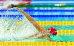الصورة: الصورة: آسيا ترشح المسلم لرئاسة «دولي السباحة»