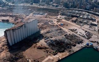 الصورة: الصورة: تفاصيل جديدة عن شحنة الموت بمرفأ بيروت