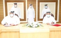 الصورة: الصورة: اقتصادية رأس الخيمة وبريد الإمارات يسهلان تراخيص التوصيل السريع