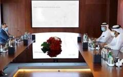 الصورة: الصورة: «الاقتصاد» و«غرفة دبي» تبحثان ملفات حيوية لتعزيز شراكة القطاعين