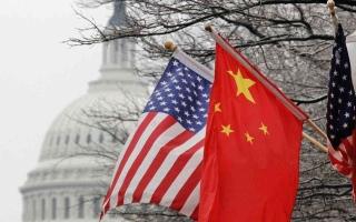 الصورة: الصورة: أول رد أمريكي على قرار عقوبات الصين