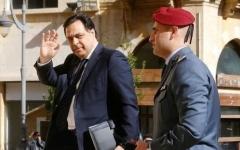 الصورة: الصورة: بالفيديو.. حسان دياب يعلن رسمياً استقالة الحكومة اللبنانية