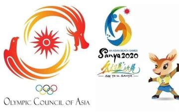 الصورة: الصورة: تنظيم دورة الألعاب الاسيوية أبريل 2021