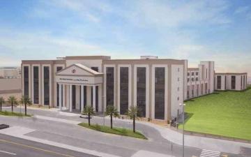 """الصورة: الصورة: إطلاق اسم """"الشيخ طحنون بن محمد"""" على الحرم الجامعي الجديد لجامعة أبوظبي بالعين"""