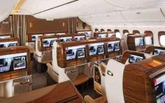 الصورة: الصورة: طيران الإمارات تبدأ تشغيل بوينغ 777-9 في عام 2022