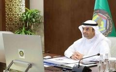 الصورة: الصورة: أمين عام مجلس التعاون يستنكر تصريحات تركيا تجاه الإمارات