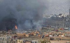 الصورة: الصورة: تقرير يكشف تحذيرات سبقت انفجار بيروت