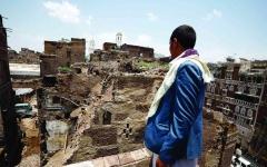 الصورة: الصورة: ارتفاع ضحايا السيول في اليمن إلى 170 قتيلاً وأكثر من 300 مصاب
