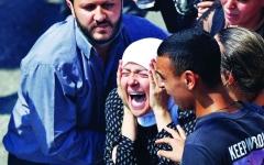 الصورة: الصورة: الاستقالة لا تكفي الشارع اللبناني يصوّب  على الطبقة السياسية كاملة