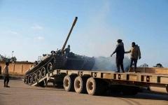 الصورة: الصورة: الجيش الليبي يفعّل منظومة للحظر البحري