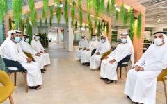 الصورة: الصورة: إقامة دبي ودائرة السياحة والتسويق التجاري تناقشان العودة التدريجية للحركة السياحية في دبي