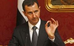 الصورة: الصورة: الأسد يقطع كلمته دقائق لانخفاض في ضغط الدم