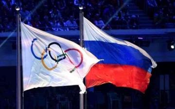 الصورة: الصورة: روسيا تدفع «غرامة المنشطات»