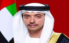 الصورة: الصورة: هزاع بن زايد: قيادة الإمارات دعمت الشباب فحلق في فضاء الإبداع
