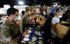 الصورة: الصورة: لبنان  ..  بحث عن   القمح  وترقّب للحكومة الجديدة