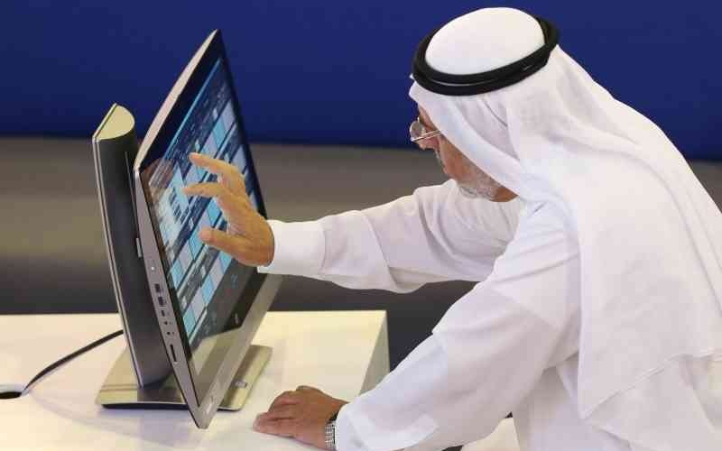 الصورة: الصورة: القيمة السوقية لأسهم دبي تلامس 300 مليار درهم