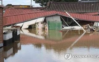 الصورة: الصورة: مستمرة منذ 50 يوماً.. كوريا الجنوبية تشهد أطول موسم للأمطار في تاريخها