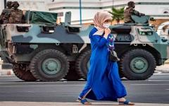 الصورة: الصورة: المغرب يسجل أسوأ حصيلة يومية لفيروس كورونا