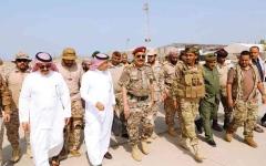 الصورة: الصورة: بدء تنفيذ اتفاق الرياض بشقيه السياسي والعسكري