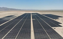 الصورة: الصورة: مصدر تستحوذ على ثلاث محطات لطاقة الرياح في أمريكا بقدرة 1.6 جيجاواط