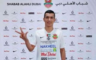 الصورة: الصورة: عزيز غاييف ثاني  أغلى لاعب في «أبطال آسيا»