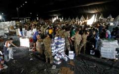 الصورة: الصورة: «التعاون الإسلامي» تشيد بمساعدات الإمارات والسعودية للبنان