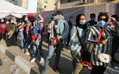 الصورة: الصورة: مصر تسجّل 22 وفاة و145 إصابة جديدة بكورونا