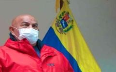 الصورة: الصورة: وفاة رئيس حكومة كاراكاس بكورونا