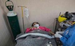 الصورة: الصورة: بيرو تسجل أعلى معدل وفيات بكورونا في أمريكا اللاتينية