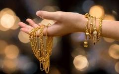 الصورة: الصورة: أسعار الذهب نحو أول انخفاض أسبوعي في 10 أسابيع
