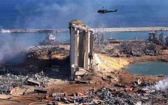 الصورة: الصورة: مصر تكثف الجسر الجوي لإرسال المساعدات العاجلة إلى لبنان