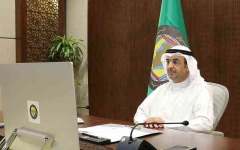 الصورة: الصورة: الأمين العام لمجلس التعاون الخليجي يستنكر التهديدات الإيرانية تجاه الإمارات