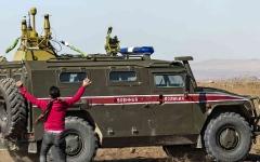 الصورة: الصورة: مقتل جنرال روسي في انفجار عبوة ناسفة في سوريا