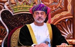 الصورة: الصورة: سلطان عُمان يصدر مرسوماً بإعادة تشكيل مجلس الوزراء