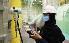 الصورة: الصورة: الإمارات تبدأ إنتاج الكهرباء من الطاقة النووية