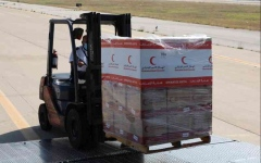الصورة: الصورة: الإمارات تنفذ مبادرة جديدة لعلاج مصابي انفجار بيروت