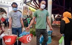 الصورة: الصورة: تونس تحظر التجول في بلدتين بسبب كورونا