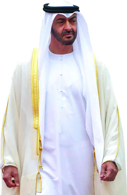ترشيح محمد بن زايد لجائزة «نوبل للسلام» - عبر الإمارات - أخبار وتقارير -  البيان