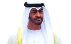 الصورة: الصورة: ترشيح محمد بن زايد  لجائزة «نوبل للسلام»